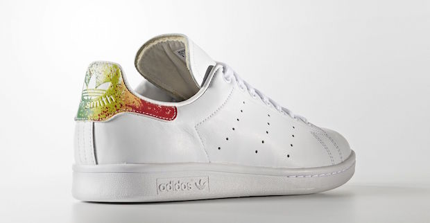 stan smith pride pack adidas arc en ciel couleur