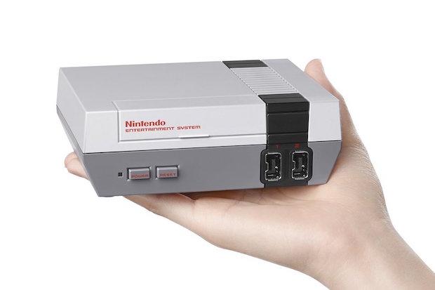 Nintendo NES Classic Mini console en precommande