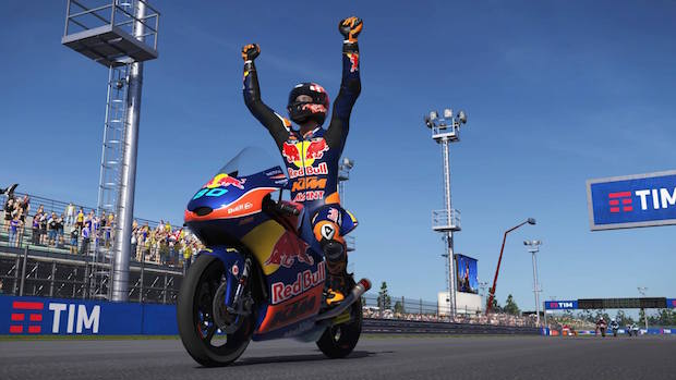 Valentino Rossi The Game test jeu moto