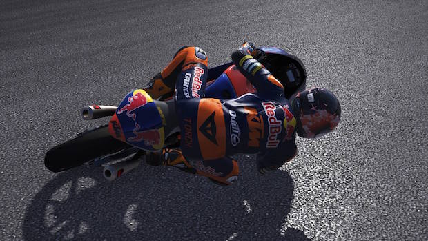 Valentino Rossi The Game test moto