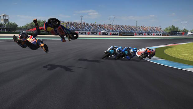 Valentino Rossi The Game test playstation