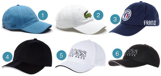 comment porter une casquette de marque