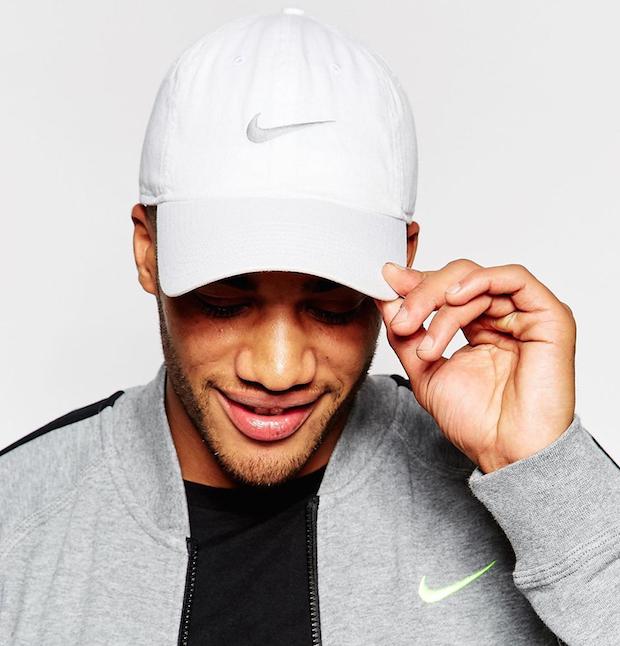 comment porter une casquette de sport