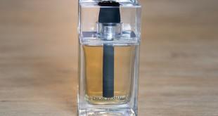 dior homme avis parfum test