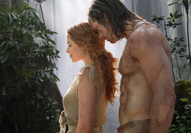 la legende de tarzan critique avis film 2016 sexy