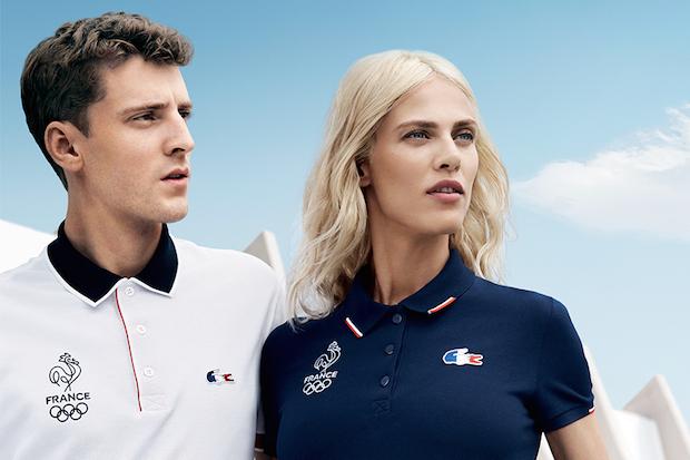 c99f854b70 Les vêtements Lacoste de la France aux Jeux Olympiques | Gentleman ...
