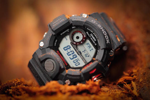 meilleur marque de montre homme Casio-G-Shock