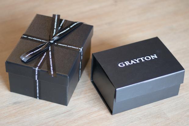 montre grayton automatique avis