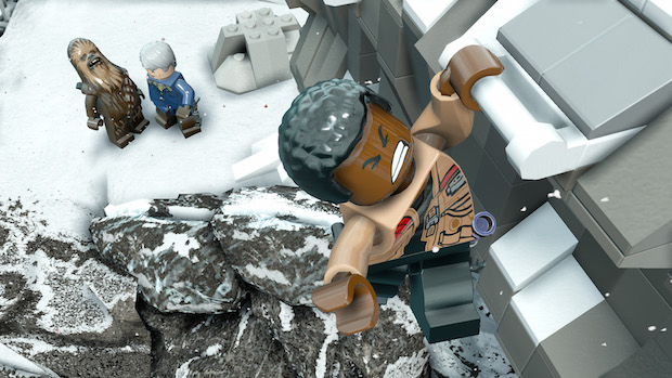 test lego star wars le reveil de la force avis