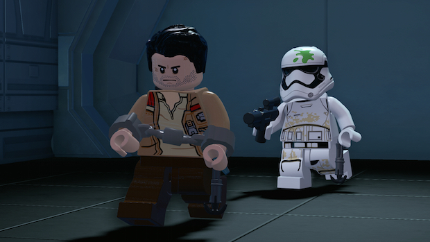 test lego star wars le reveil de la force playstation