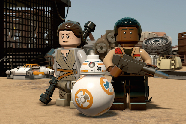 test lego star wars le reveil de la force