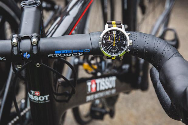 tissot PRC 200 Tour de France montre sport