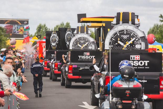 tissot PRC 200 Tour de France
