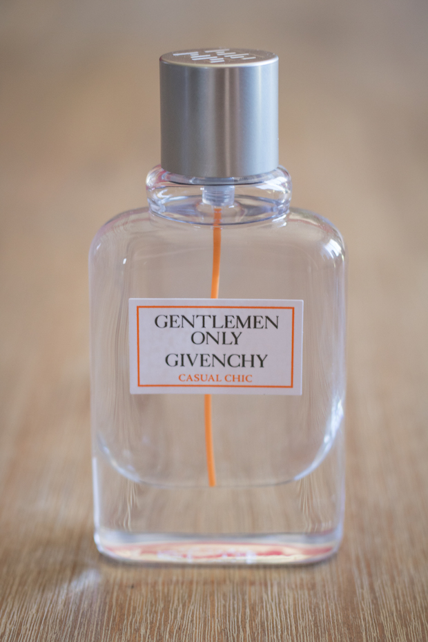 avis gentlemen only givenchy casual chic intense parisian break parfum homme odeur