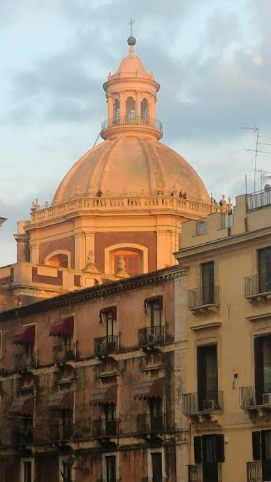 voyage en sicile vacances Le Duomo de Catana