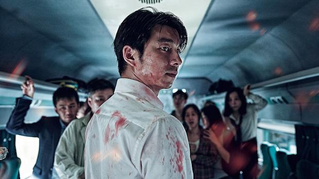 Dernier Train pour Busan film Le Papa Beau Gosse