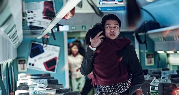 Dernier Train pour Busan film le papa de l'année