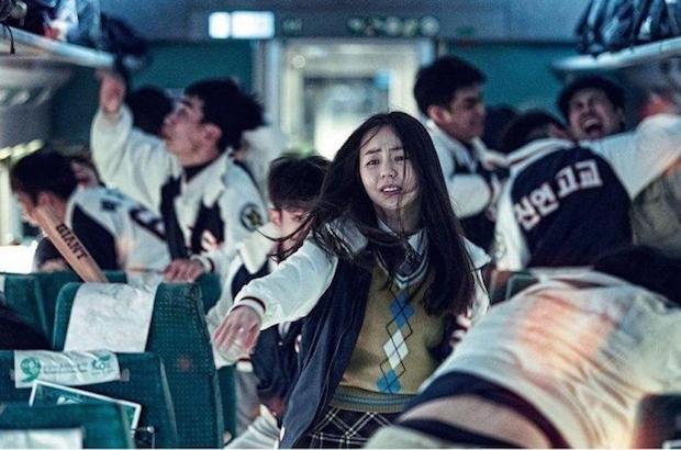 Dernier Train pour Busan film les sportifs