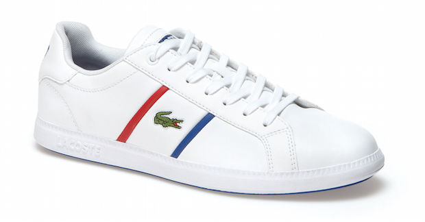 basket-blanche-homme-lacoste-graduate-evo