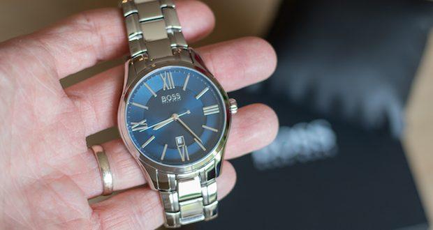 La montre homme Hugo BOSS Ambassador