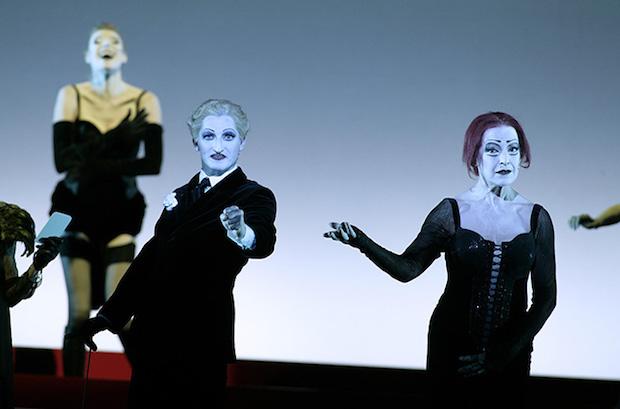 critique Opéra de quat'sous au Théâtre des Champs-Elysées
