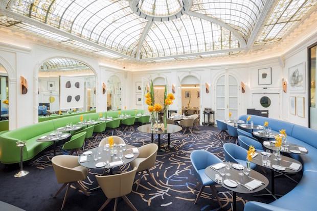 Billecart Salmon Hôtel Vernet noel blog homme