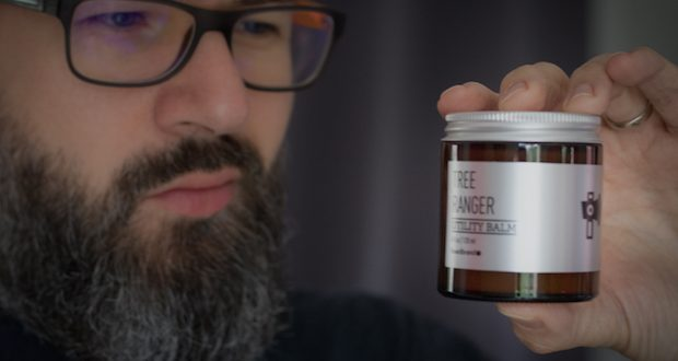 [Test] Le baume à barbe Beardbrand Tree Ranger
