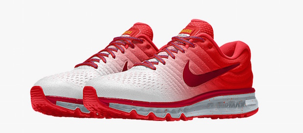 nike air max 2017 personnalisable