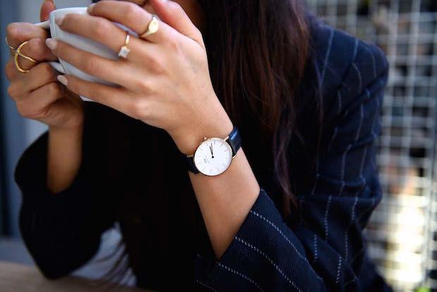 idee-cadeau-femme-montre-daniel-wellington