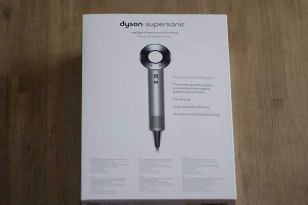 test dyson supersonic seche cheveux 45