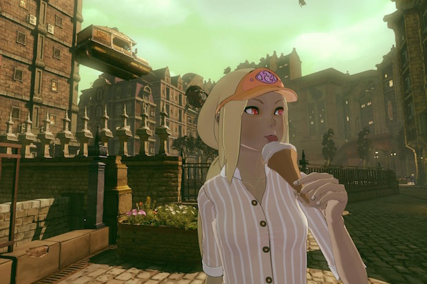 test gravity rush 2 avis ps4 geek