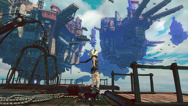 test gravity rush 2 avis ps4 blog jeux video