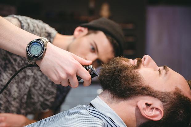 tondeuse barbe Ckeyin
