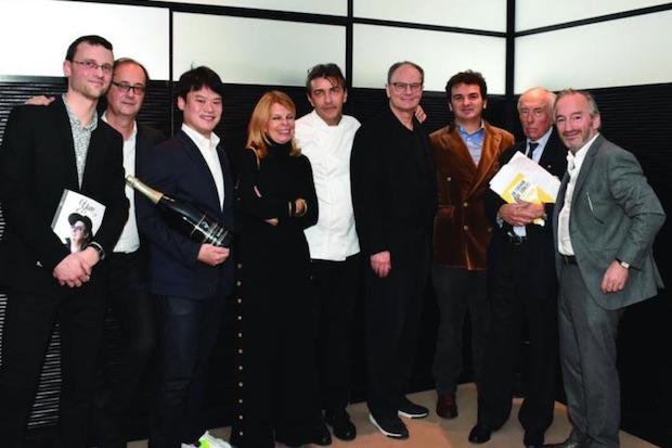 Le Prix Du Grand Chef De Demain 2017 Gentleman Moderne