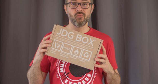 [Avis] Déballage de la JDGBOX #15