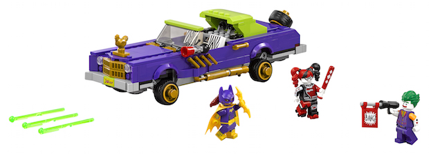 concours lego gagner voiture joker 1