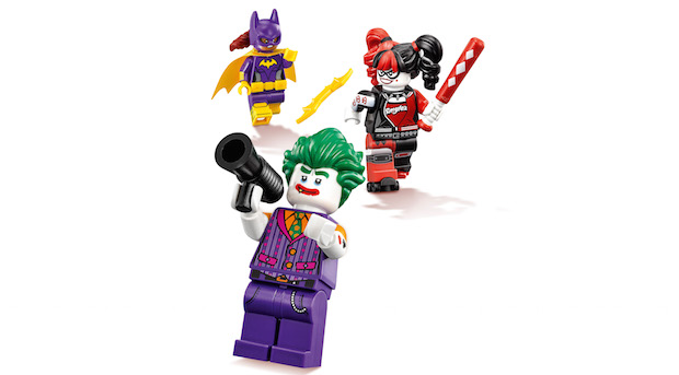 concours lego gagner voiture joker 3