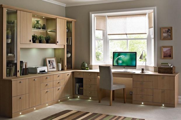 Conseils pour organiser votre bureau à domicile gentleman moderne
