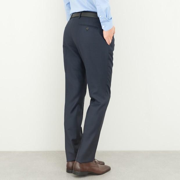 soldes devred 1902 pantalon laine