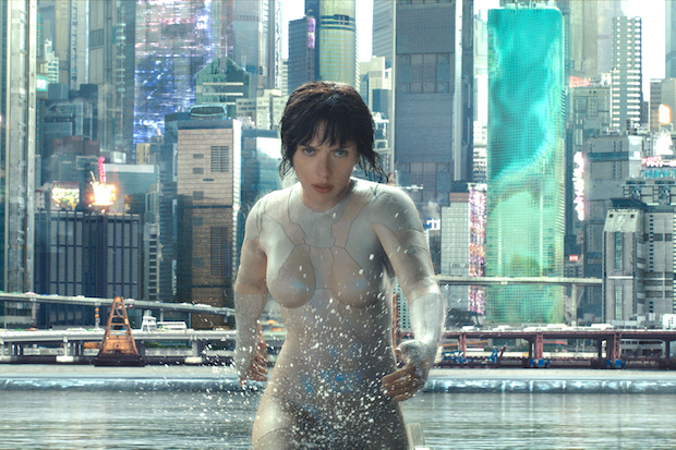 critique ghost in the shell film avis