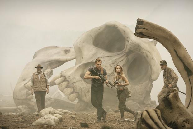 critique kong skull island film casting