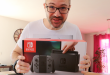 Déballage de la Switch de Nintendo (Unboxing)