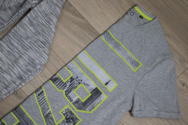 la halle tenue de sport tshirt