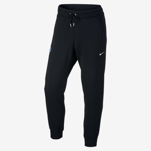 maillot noir equipe de france football pantalon