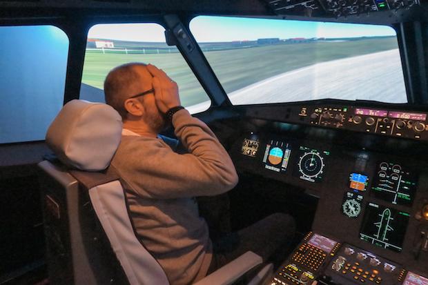 stage peur avion avis simulateur
