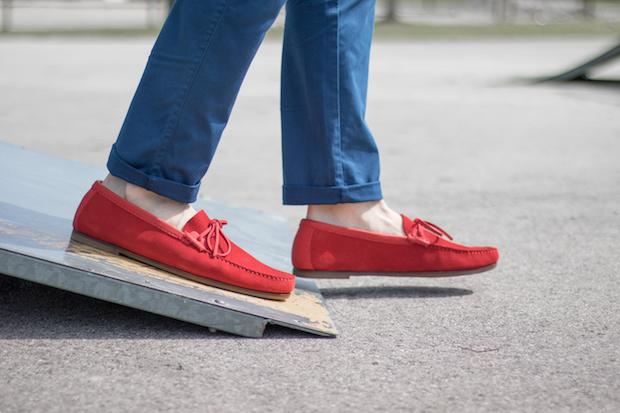 chaussure loding avis mocassin 88