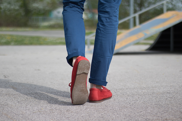 chaussure loding avis mocassin 95