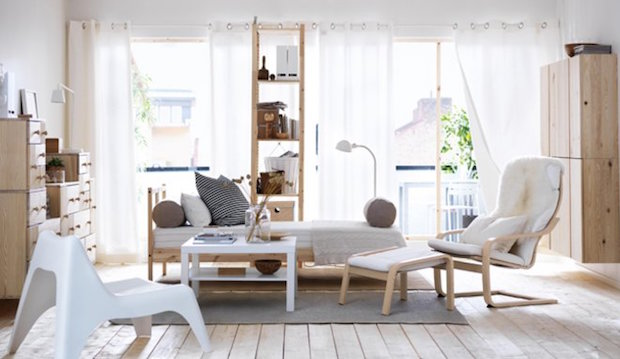 decoration style scandinave
