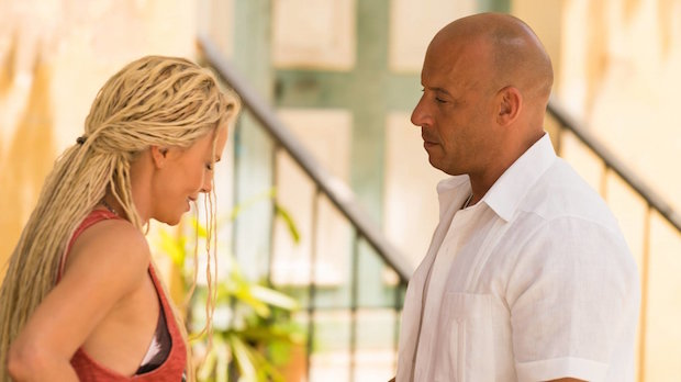 fast and furious 8 critique charlize theron