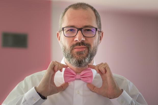 label cravate avis test